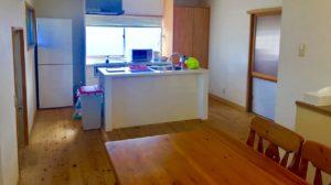 淡路島ヴィラオルティージャ宿泊詳細|貸別荘キッチン、台所のイメージ