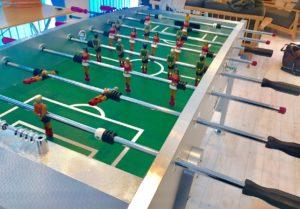 淡路島ヴィラオルティージャ宿泊詳細|貸別荘サッカーゲームのイメージ