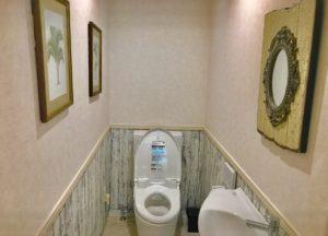 淡路島ヴィラオルティージャ宿泊詳細|貸別荘トイレのイメージ