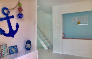 淡路島ヴィラオルティージャ宿泊詳細|貸別荘玄関のイメージ