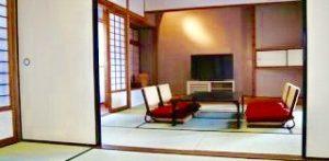 淡路島ヴィラオルティージャ宿泊詳細|旅館内和室のイメージ