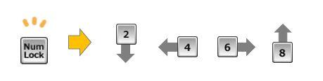 Excel豆知識カーソルを使って移動をする方法