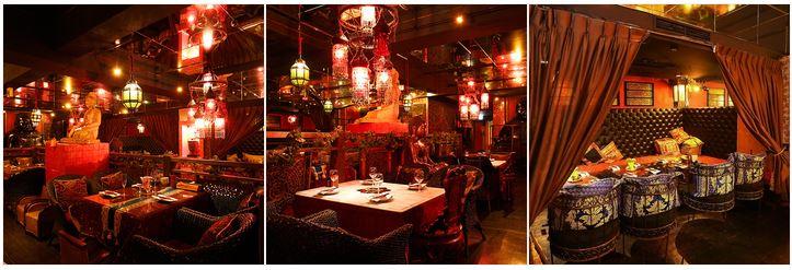 【梅田タイ料理】駅近5分!オリエンタルブッダに行ってみた感想|タイの料理や店内のお洒落さに感激!