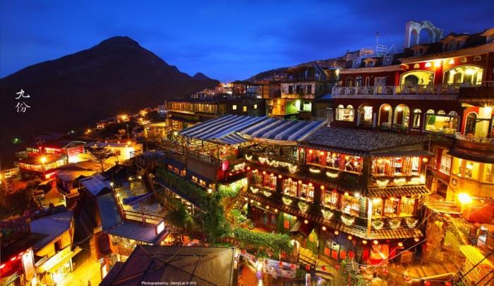 九份景色|【2018年】2泊3日台湾女子旅ブログ&レポ|台湾・台北旅行でオススメの観光地やグルメを細かく紹介!