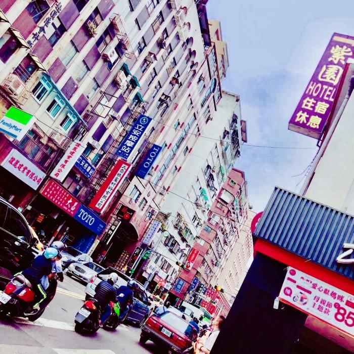 台湾の街並み|【2018年】2泊3日台湾女子旅ブログ&レポ|台湾・台北旅行でオススメの観光地やグルメを細かく紹介!