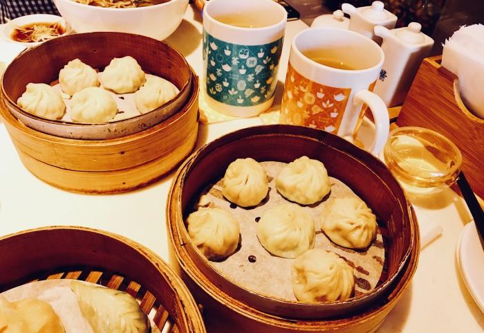金品茶語で注文したランチ|【2018年】2泊3日台湾女子旅ブログ&レポ|台湾・台北旅行でオススメの観光地やグルメを細かく紹介!
