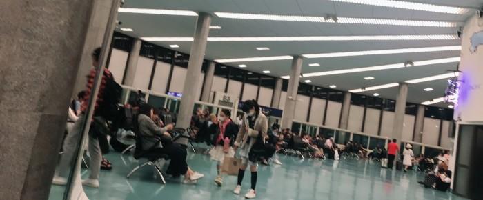 桃園国際空港の風景|【2018年】2泊3日台湾女子旅ブログ&レポ|台湾・台北旅行でオススメの観光地やグルメを細かく紹介!