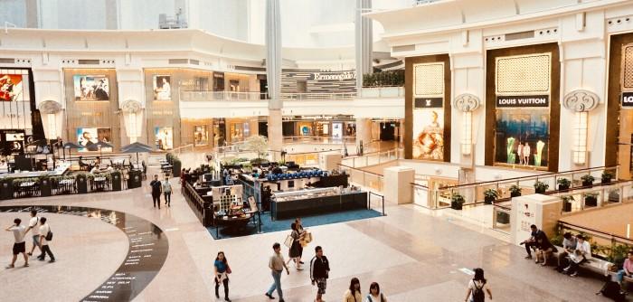 台北101ショッピングモール|【2018年】2泊3日台湾女子旅ブログ&レポ|台湾・台北旅行でオススメの観光地やグルメを細かく紹介!