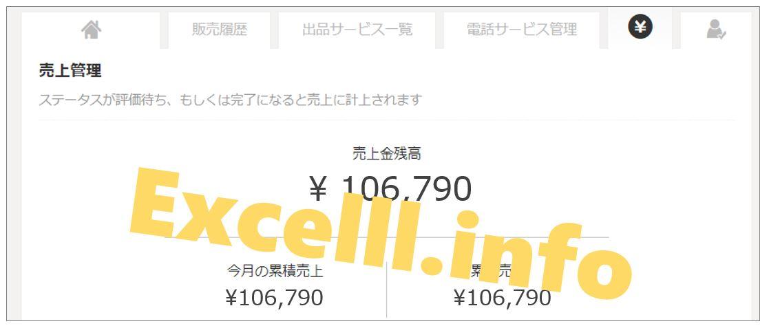 【ココナラ】1か月で10万稼ぐ方法|販売から売上計上までの流れや注意事項|得意やスキルを販売してかなり稼げるサービス!