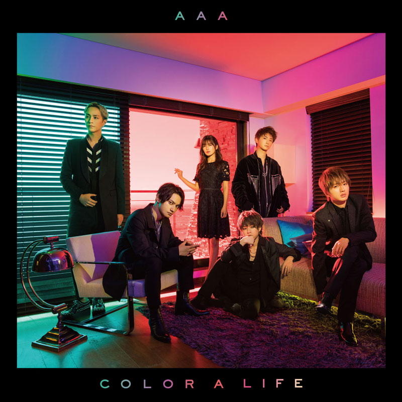 【AAA】COLOR A LIFE2018ライブレポ&感想|セトリやグッズの売り切れ情報について徹底解説!